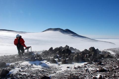 KSR in Antarctica, 2016